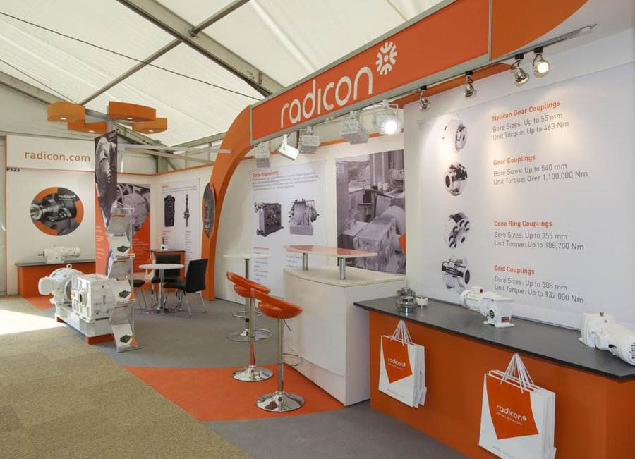 Exhibition Displays Bristol : We can supply and fit cord carpet at event city